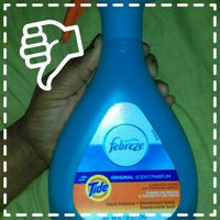 Febreze Fabric Refresher with Tide Original Scent Air Freshener (2 Count, 54 fl oz) uploaded by Antumn M.