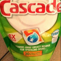 Cascade 2-in-1 ActionPacs with Dawn Dishwasher Detergent uploaded by member-14c206f56