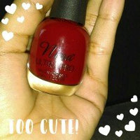 Nina Ultra Pro Ultra Pro Nail Enamel Cranberri uploaded by carla C.
