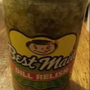 Photo of Best Maid® Dill Relish uploaded by margo M.