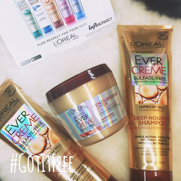 Photo of L'Oréal Paris Ever Sleek Sulfate Free Intense Smoothing Haircare Regimen Bundle uploaded by Myriam H.
