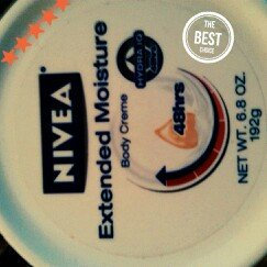 Photo of Nivea Extended Moisture Body Creme uploaded by emmily dayanna r.