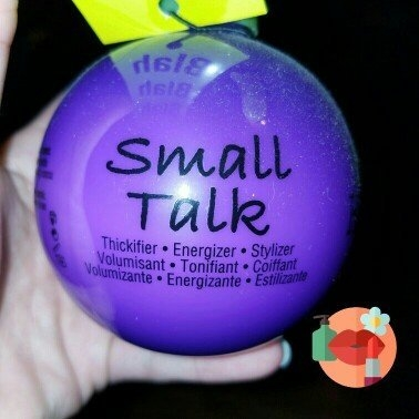 TIGI Bed Head Small Talk Thickifier uploaded by Mandy M.