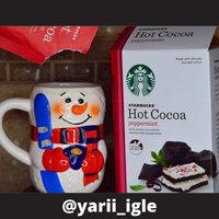 Starbucks Peppermint Hot Cocoa Mix uploaded by Yarii I.