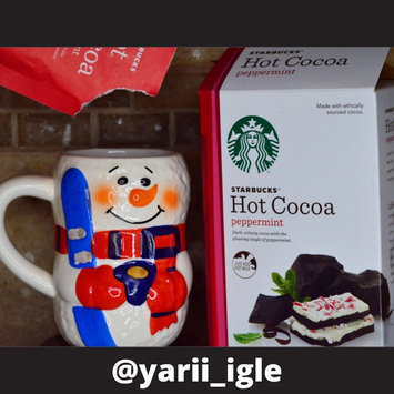 Photo of Starbucks Peppermint Hot Cocoa Mix uploaded by Yarii I.