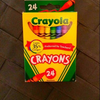 Crayola 24ct Crayons uploaded by Nikki D.