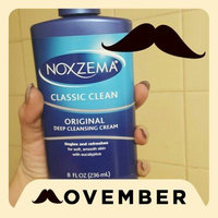 Noxzema Clean Moisture Deep Cleansing Cream uploaded by Lindsey E.