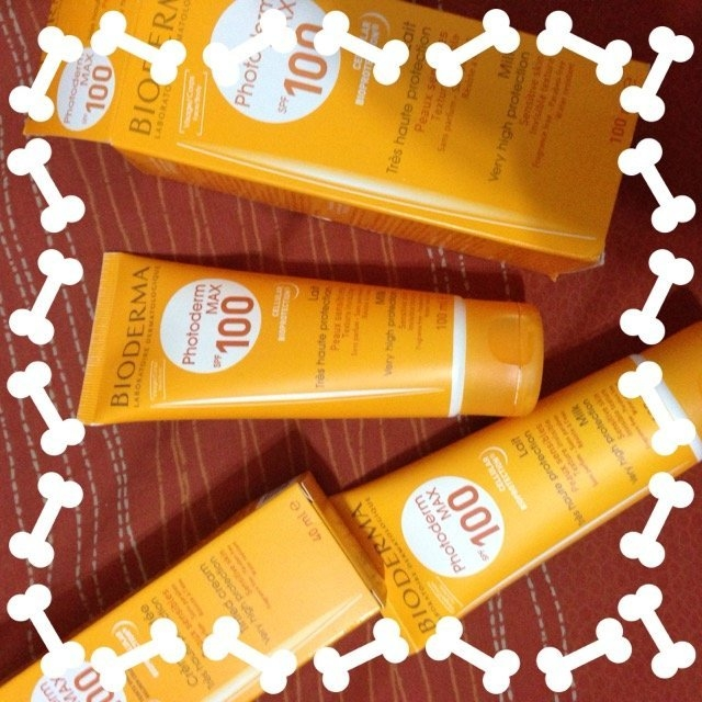 Bioderma Photoderm Max Very High Protection Milk SPF50+ (For Sensitive Skin) - Tube 100ml/3.3oz uploaded by valeria n.