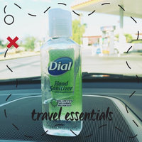Dial Liquid Light Citrus Scent  Hand Sanitizer Antibacterial  2 Fl Oz Plastic Bottle uploaded by Karla V.