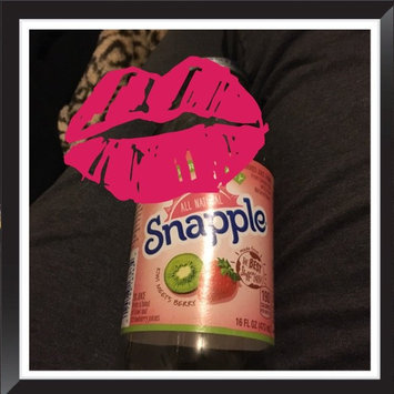Photo of Snapple Kiwi Strawberry Juice Drink uploaded by Maria R.