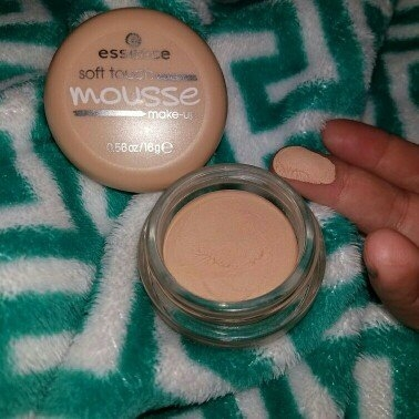 Essence .56oz Soft Touch Mousse Makeup Matte uploaded by Cynthia T.