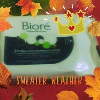 Bioré Make-Up Removing Towelettes uploaded by karlaivonneserrano