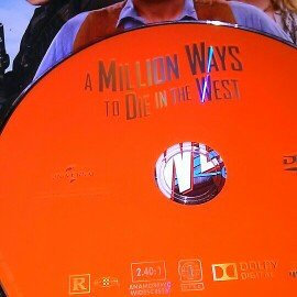 A Million Ways to Die in the West uploaded by Dulcia P.