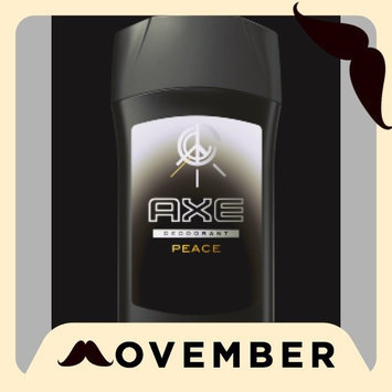 Photo of Axe Peace Invisible Solid Deodorant 2.7 oz uploaded by Angela W.