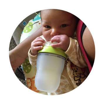 Photo of Comotomo Inc Comotomo Natural Feel 8 oz Baby Bottle- Double Pack - Green uploaded by Magen D.