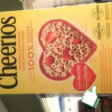 General Mills Cheerios Cereal uploaded by Fabiola L.