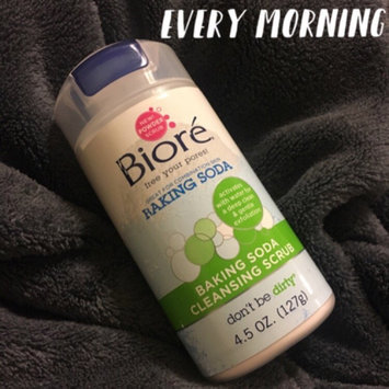 Photo of Bioré® Baking Soda Cleansing Scrub uploaded by Andrea S.