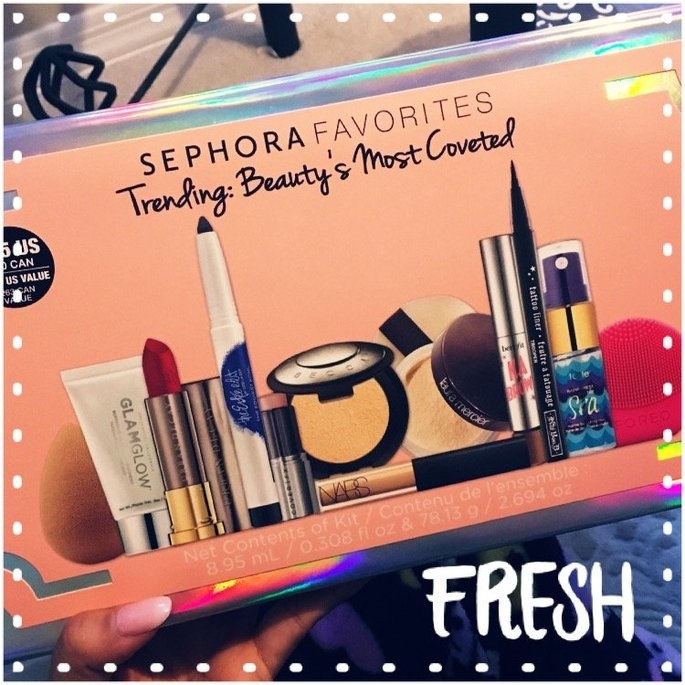 Sephora Favorites Trending: Beauty's Most Coveted uploaded by Candy B.