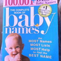 Complete Book of Baby Names Bolton, Lesley Paperback New uploaded by Juliana G.