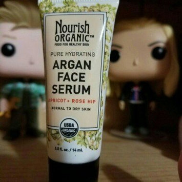 Nourish Organic Argan Face Serum Apricot + Rosehip uploaded by sarah H.