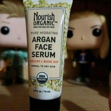 Nourish Organic Argan Face Serum Apricot + Rosehip uploaded by sarah H.