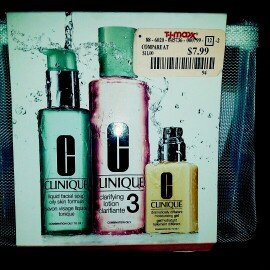 Clinique 3-Step Skin Care System For Skin Type 3 uploaded by Erica A.