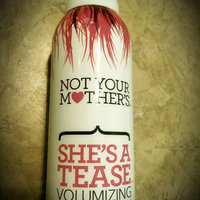Not Your Mother's® She's A Tease Volumizing Hairspray uploaded by Jennifer W.