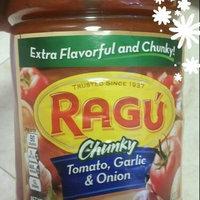 Ragu Chunky Tomato, Garlic & Onion Pasta Sauce uploaded by Katrina P.