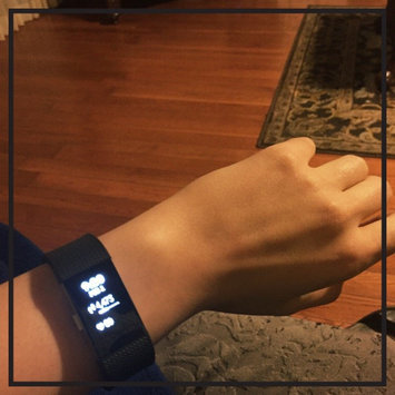 Fitbit Charge 2 Heart Rate and Fitness Wristband uploaded by Katherine K.
