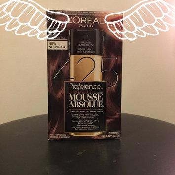Photo of L'Oréal Paris Superior Preference Mousse Absolue Reusable Hair Color uploaded by Diane L.