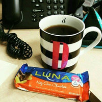 Luna Nutz Over Chocolate Nutrition Bars uploaded by Vintage A.
