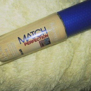 Rimmel London Match Perfection Foundation  uploaded by Julia K.