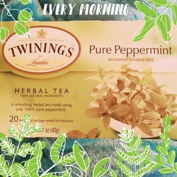 Photo of Twinings Pure Peppermint Tea uploaded by Rachel D.