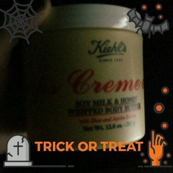 Photo of Kiehl's Creme de Corps Soy Milk & Honey Whipped Body Butter 12oz (360ml) uploaded by Kendal Q.