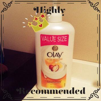 Photo of Olay Ultra Moisture Body Wash, Shea Butter, 34 fl oz uploaded by Kayla T.