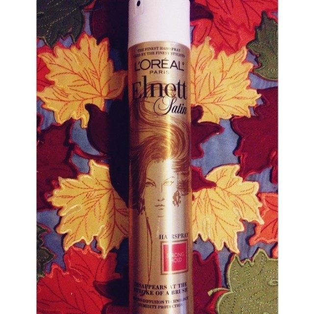 L'Oréal Elnett Satin Hairspray uploaded by Patience R.