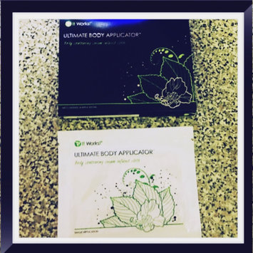 Photo of It Works! Ultimate Body Wrap Applicator uploaded by Katherine M.
