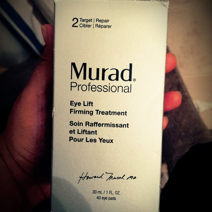Murad Eye Lift Firming Treatment 1 oz uploaded by Esther L.