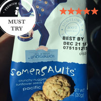 Somersaults Crunchy Nugget Snack Pacific Sea Salt uploaded by Mary R.