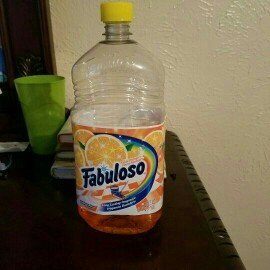 Fabuloso Fiesta Orange Multi-Purpose Cleaner uploaded by Terena F.