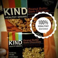 KIND healthy grains® bars peanut butter dark chocolate uploaded by Jenna W.