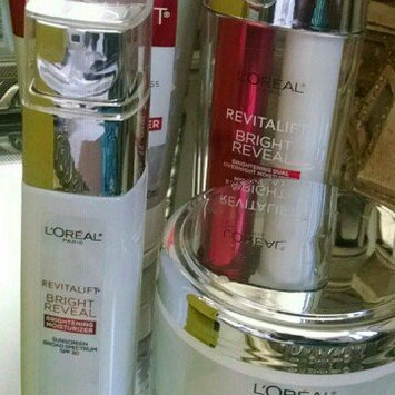 L'Oréal Paris Revitalift Bright Reveal SPF 30 Moisturizer uploaded by Denise W.