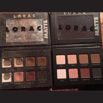 LORAC PRO Matte Eye Shadow Palette (Chocolate/Red/Latte) uploaded by Jordan N.