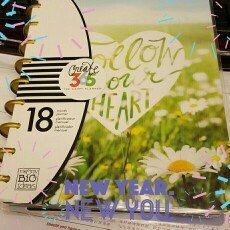 Photo of Create 365 18-Month Planner 7.75X9.75-Make Everyday Count uploaded by Gwendolyn V.