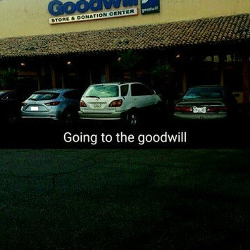 Goodwill uploaded by sidney h.