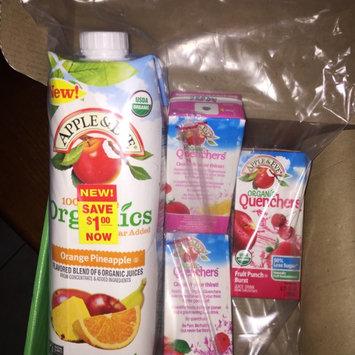 Photo of Apple & Eve® 100% Juice Organics Orange Pineapple Juice uploaded by Maria N.