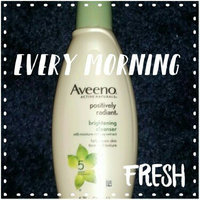 Aveeno Positively Radiant Cleanser uploaded by Shannon M.