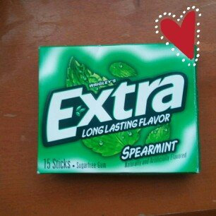 Photo of Extra Spearmint Sugar-Free Gum uploaded by Nawel D.