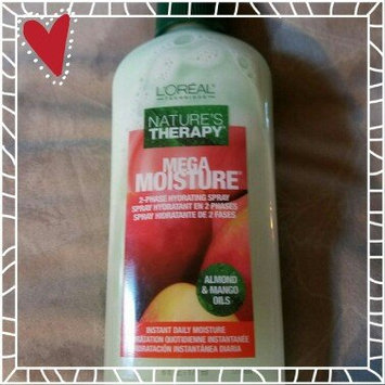Photo of L'Oréal Paris Nature's Therapy Mega Moisture 2-Phase Hydrating Spray uploaded by Brenda a.