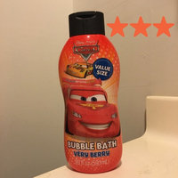 Disney Pixar Cars Revved Up Raspberry Tear Free Bubble Bath uploaded by Raven F.